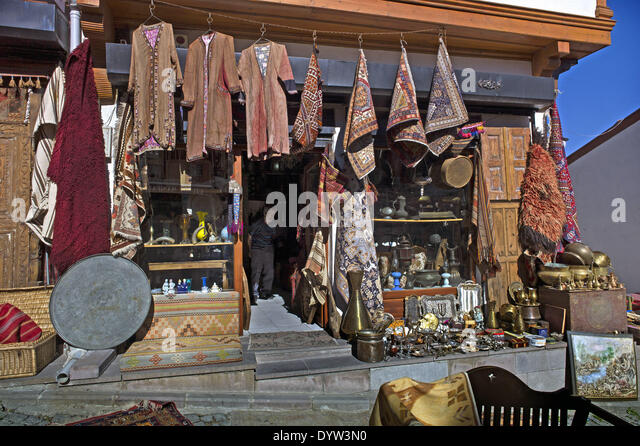Antique shop - Stock Image