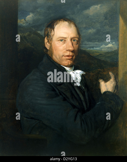 Richard Trevithick, British inventor and mining engineer. - Stock Image