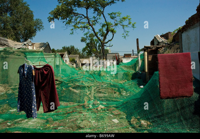 Washing line with cover stock photos washing line with - Plastics blanes ...
