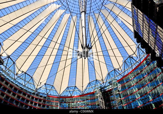 Berlin, Potsdamer Platz - Stock-Bilder