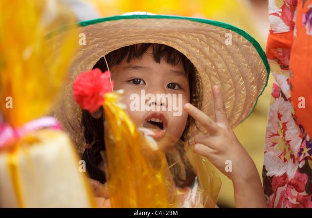 Asian little girl in thai stock photos asian little girl for Tiny thai teen