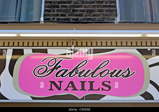 Pedicurist stock photos pedicurist stock images alamy - Nail salon marylebone ...