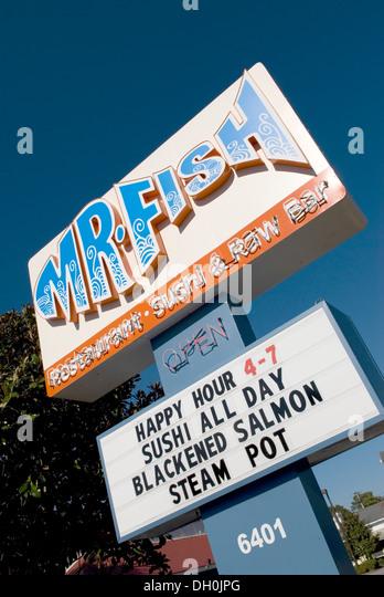 Japanese cuisine usa stock photos japanese cuisine usa for Mr fish myrtle beach sc