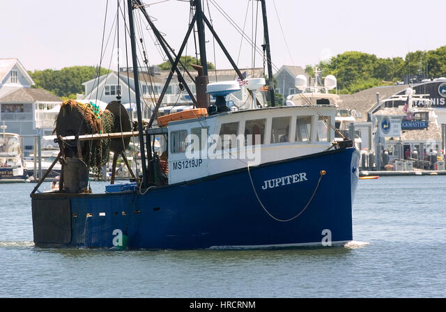 Hyannis harbor stock photos hyannis harbor stock images for Mass commercial fishing