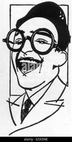 Harold Lloyd, 920s / 1930s year - Stock Image