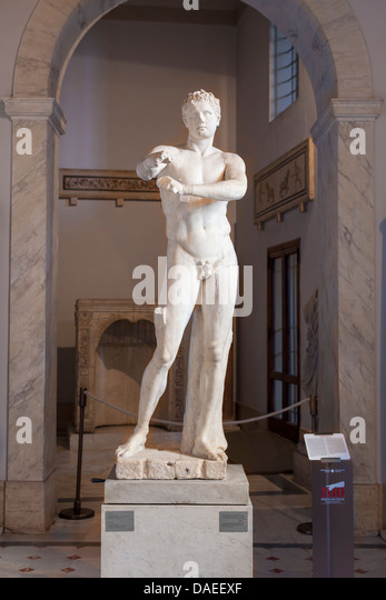 Apoxyomenos Stock Photos & Apoxyomenos Stock Images - Alamy