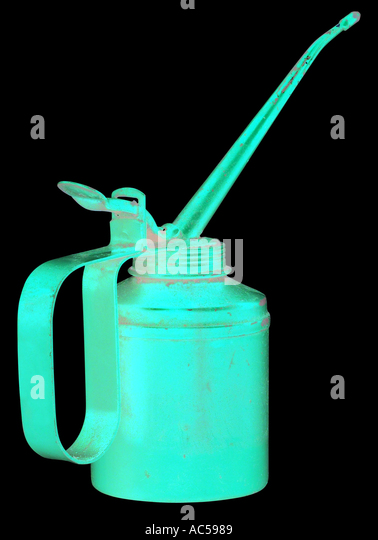 and can jpg Home House House and Home Metal Metal oil can jpg oil - Stock-Bilder
