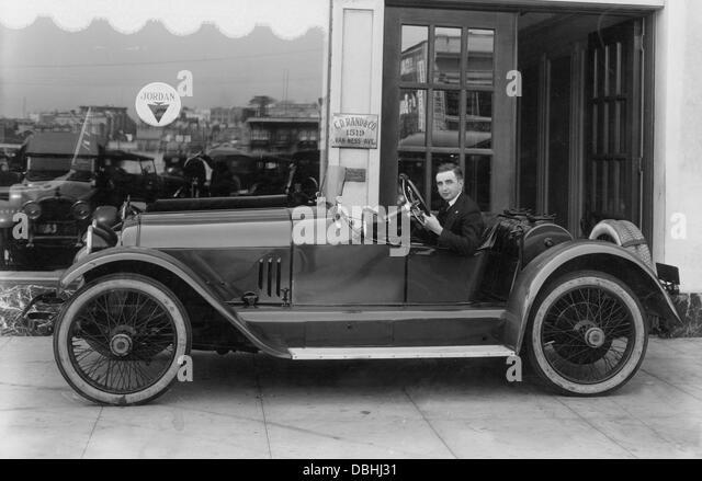 1916 Mercer 22-70hp - Stock Image