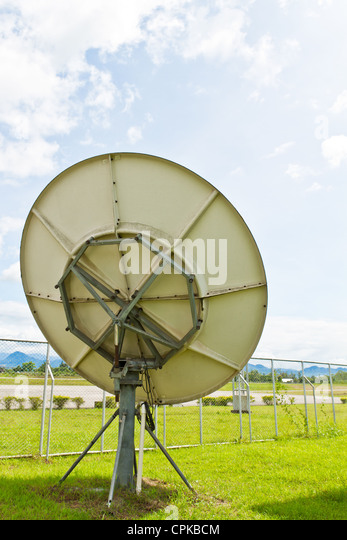 Satellite Dish On Listed Building