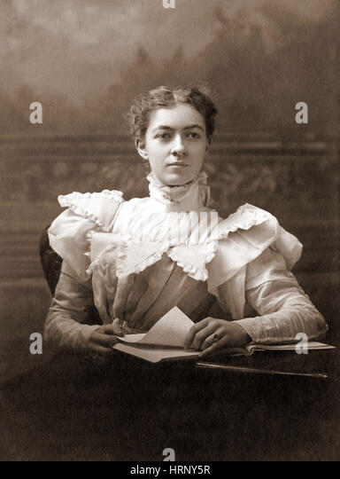 Mary Engle Pennington, American Chemist - Stock Image
