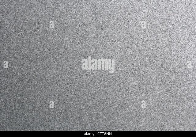 flat silver metallic textured, with grain pattern - Stock-Bilder