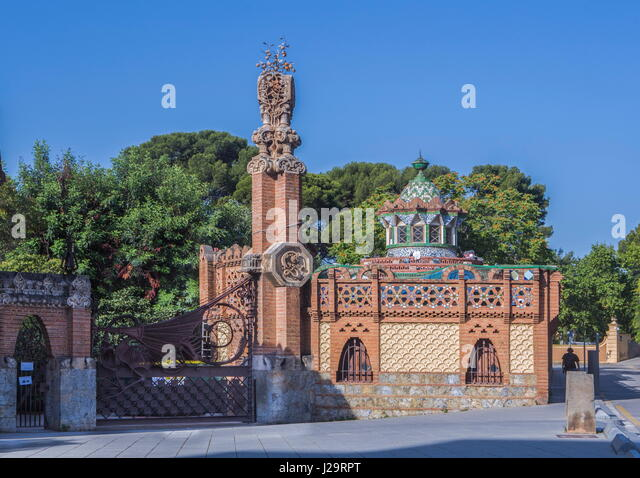 finca guell stock photos finca guell stock images alamy. Black Bedroom Furniture Sets. Home Design Ideas