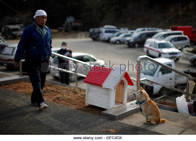 Mo Kono Granite : Tsunami japan relief effort stock photos