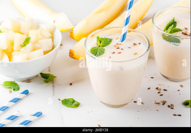 Flax straw stock photos flax straw stock images alamy - Refreshing dishes yogurt try summer ...