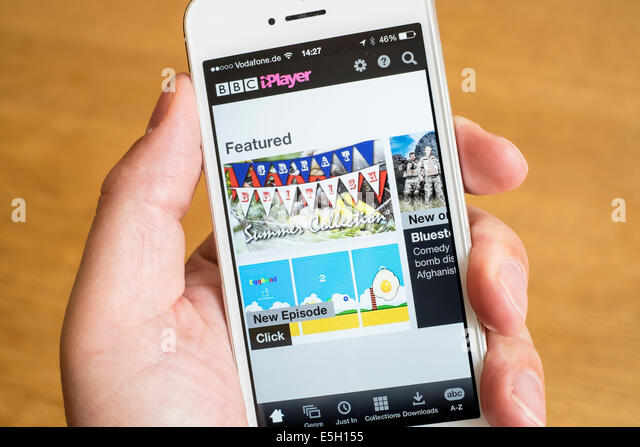 how to watch iplayer on smart tv