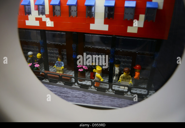 Lego Store New York Stock Photos Lego Store New York