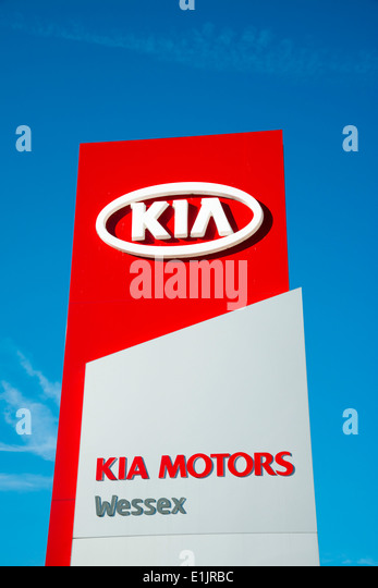Kia Of Dartmouth >> Kia Dealership Stock Photos & Kia Dealership Stock Images - Alamy