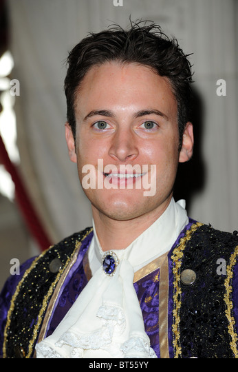 Actor Gary Lucy - Stock Image