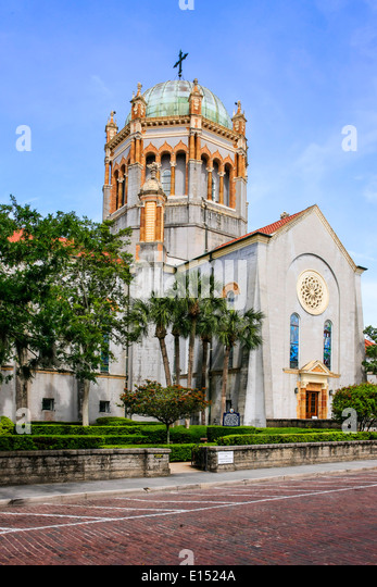 a history of catholic religion in saint augustine florida Centres round st augustine, and is rather of religious than political importance the history of st augustine (new york, 1881 florida the catholic.