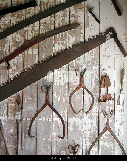 Old Fashioned Architect Tools