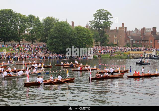 How to Prepare for a Regatta (Rowing)