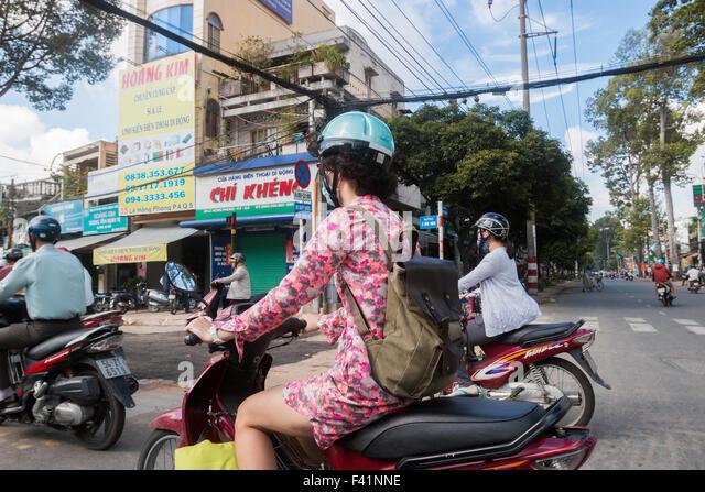 Scooter sales in vietnam