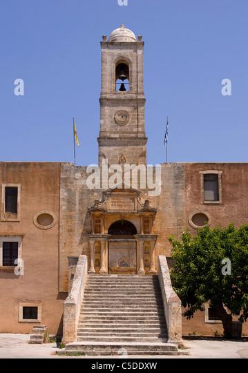 Moni Agia Triada Stock Photos & Moni Agia Triada Stock ...