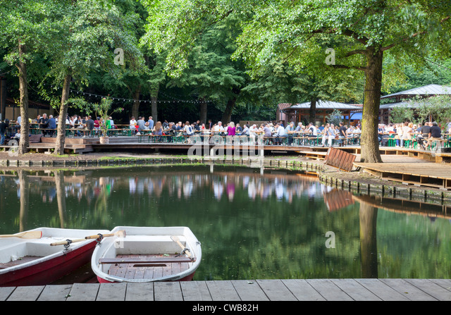 Neues Cafe Am See Tiergarten Berlin