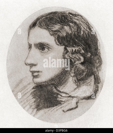 John Keats, 1795 – 1821. English Romantic poet. - Stock Image