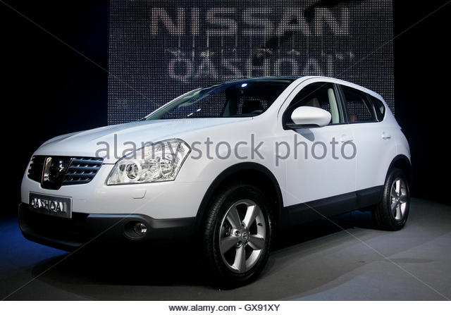 nissan qashqai stock photos nissan qashqai stock images alamy. Black Bedroom Furniture Sets. Home Design Ideas