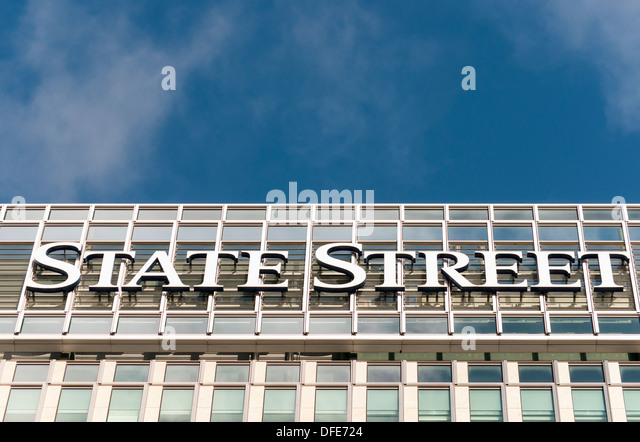 State Street Corporation Stock Photos Amp State Street