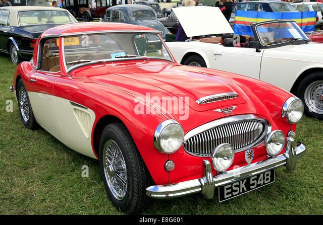 Cromford Classic Car Show