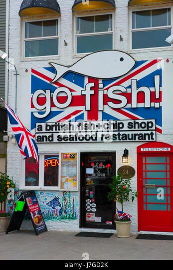Beach restaurant and fish stock photos beach restaurant for Go fish restaurant