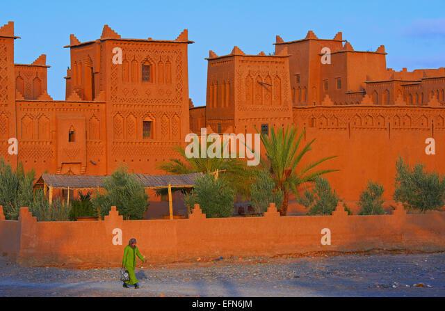 Ouarzazate stock photos ouarzazate stock images alamy for Morocco motors erie pa