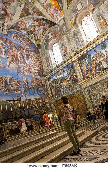 The Measure of Genius: Michelangelo's Sistine Chapel at 500