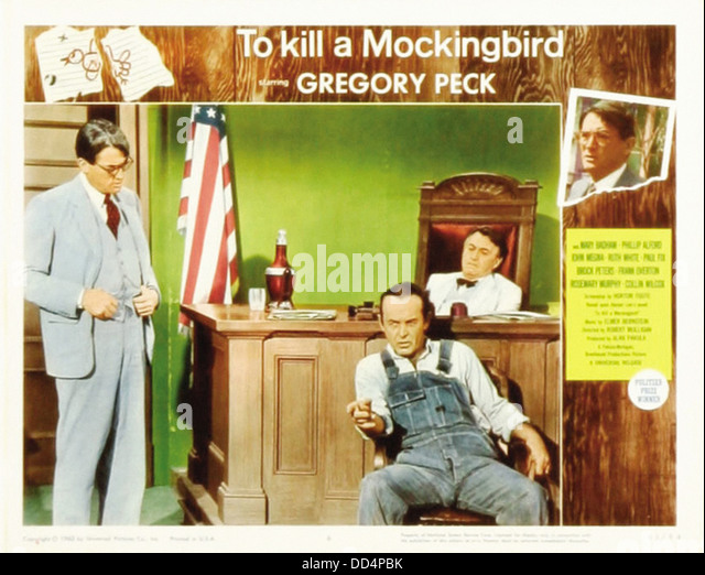 To Kill a Mockingbird (United States, 1962)