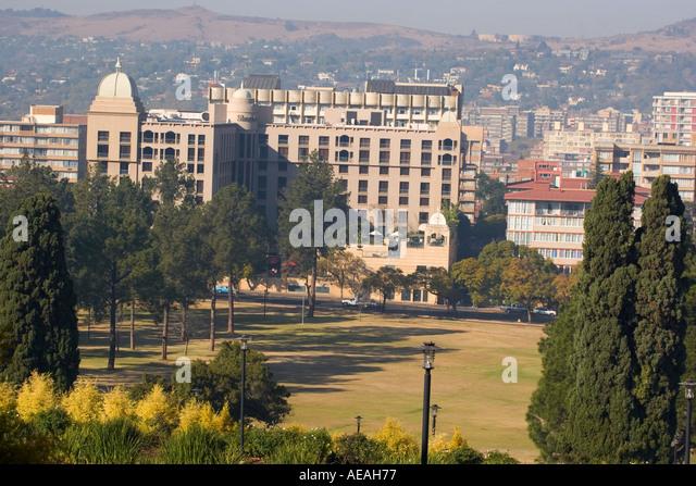 Sheraton Hotel Pretoria - Stock Image