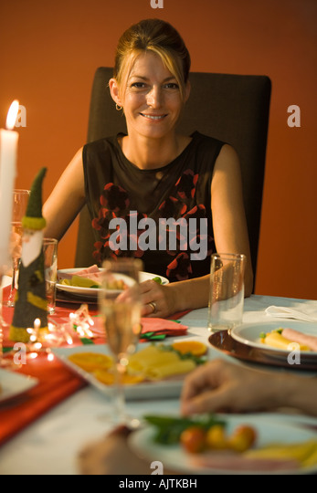 Candle Light Dinner Stock Photos Amp Candle Light Dinner Stock Images Alamy