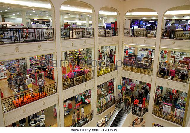 Mexico City Mexico DF D.F. Ciudad de México Federal District Distrito Federal Cuauhtemoc Centro Historico El - Stock Image
