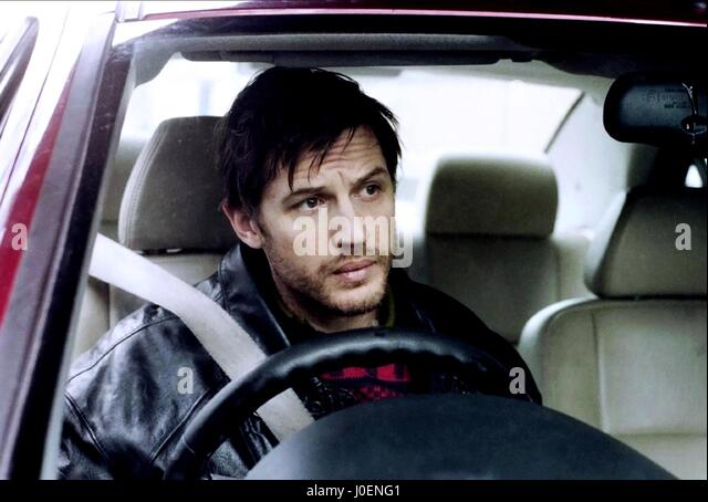 TOM HARDY LONDON ROAD (2015) - Stock Image