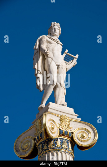 Apollo God Stock Photos & Apollo God Stock Images - Alamy