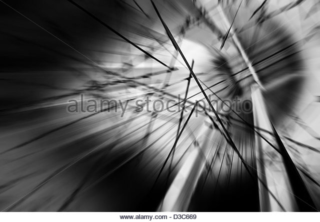 speed abstract - Stock Image