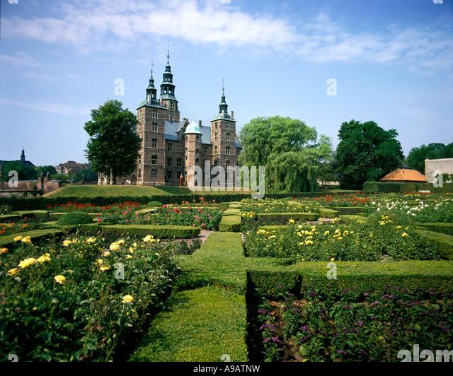 Rosenborg Castle Gardens Stock - 143.4KB