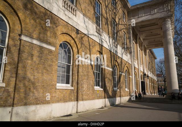 Saatchi Gallery, Duke of York's HQ, King's Rd, London, UK - Stock Image