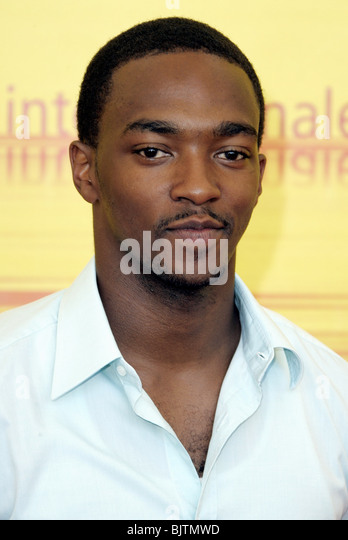 ANTHONY MACKIE SHE HATE ME PHOTOCALL 61ST VENICE FILM FESTIVAL LIDO VENICE ITALY 05 September 2004 - Stock Image