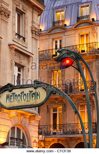 Boulevard saint michel paris stock photos boulevard - Saint michel paris metro ...
