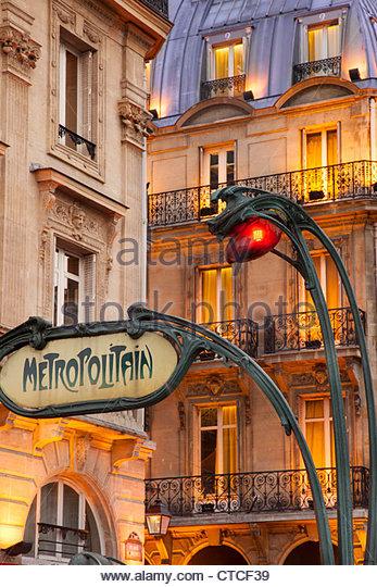 Boulevard saint michel paris stock photos boulevard - Saint michel paris metro ...