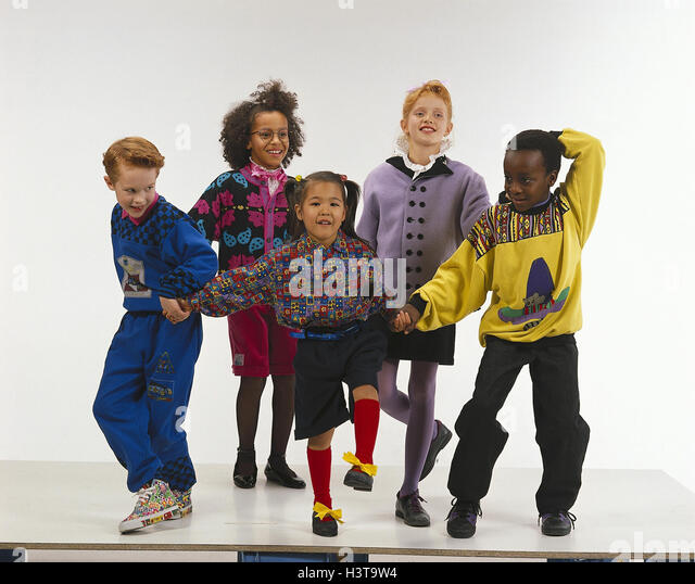 Children Girls Boys Dance Group Stock Photos & Children ...