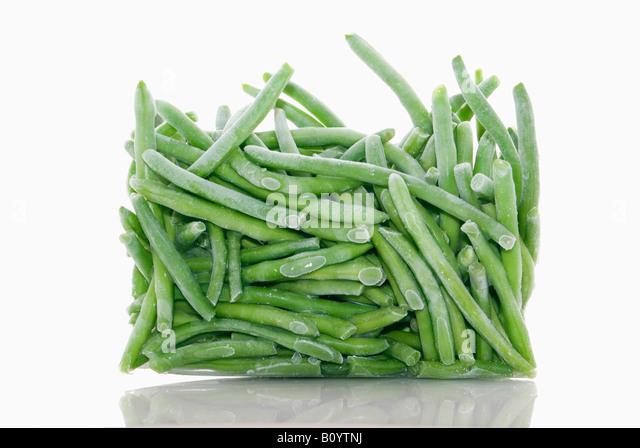 Frozen vegetable - Stock Image