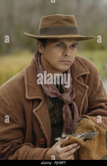 ADAM BEACH BURY MY HEART AT WOUNDED KNEE (2007) - Stock Image